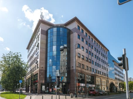 Building at Al. Jana Pawła II 29, Atrium Plaza, 5th floor, 29, Jana Pawała II Avenue in Warsaw 1