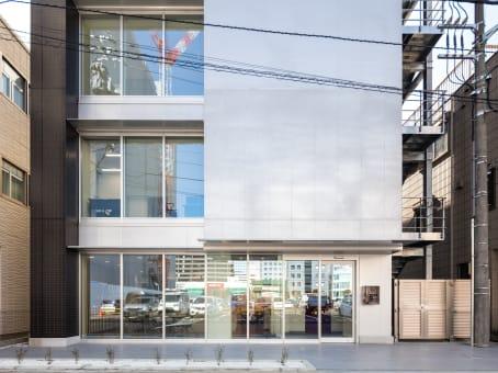 Meeting rooms at Saitama, OpenOffice, Omiya Eki Nishiguchi