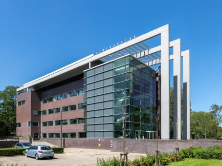 Building at Bavincklaan 7 in Amstelveen 1