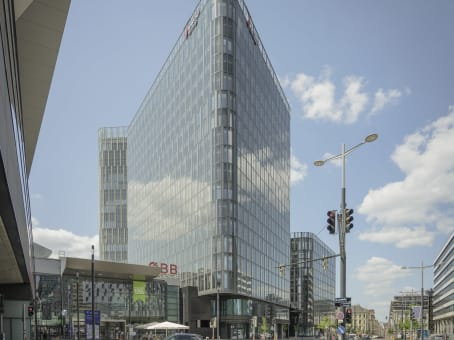Building at Wiedner Gürtel 13, The Icon Vienna, Tower 24, 3rd Floor in Vienna 1