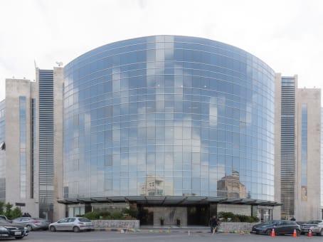 Mødelokalerne i Amman, Amman Gate