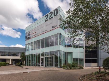 Building at Building 220, Wharfedale Road in Wokingham 1