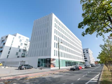 Mødelokalerne i Brussels - Regus Anderlecht City Dox