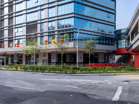 Mødelokalerne i Kuala Lumpur, Visio Tower