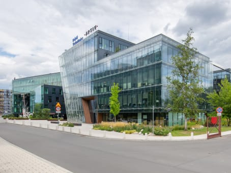 Building at 28B Wielicka street, Equal Business Park C in Krakow 1