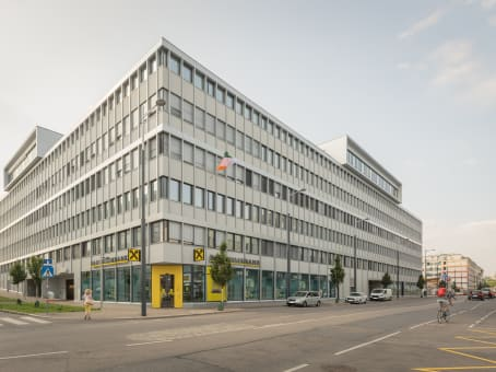 Building at Leopold Ungar Platz 2, 1.Stock - Stiege 2, Square One in Vienna 1