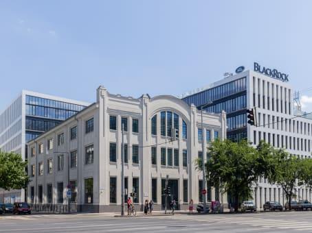 Building at Váci út 47 in Budapest 1