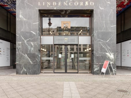 Building at Unter den Linden 21, 2nd floor, Lindencorso in Berlin 1