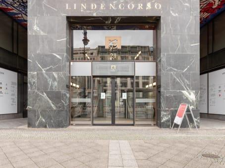 Mødelokalerne i Berlin, Unter den Linden 21