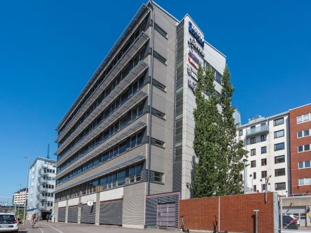 Gebäude in Kumpulantie 3, 3rd Floor in Helsinki 1
