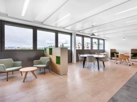 Building at Rue Pré-de-la-Bichette 1, 6th floor Nations Business Center in Geneva 1