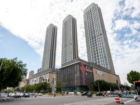 Building at 238 Liuwei Road, 3&4/F, Tianjin Riverview Place in Tianjin 1