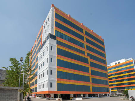 Building at Udayampalayam Road, SF No.558/2, Block C, Hanudev Info Tech Park, Nava India in Coimbatore 1