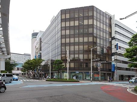 Gebäude in 1-1-1 Komemachi, Kokuraekimae Hibiki Building 6F, Kokura-kita in Kitakyusyu 1