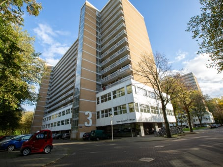 Building at Weerdestein 97 in Amsterdam 1
