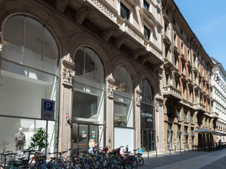 Building at Via San Raffaele 1 in Milan 1