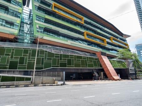 Building at Block D Jalan Stesen Sentral 2, Platinum Sentral Level 3, 4 & 5, Kuala Lumpur Sentral in Kuala Lumpur 1
