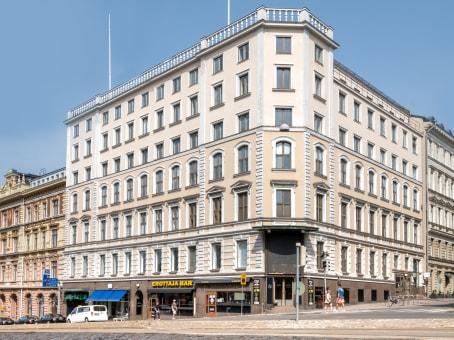 Building at Erottajankatu 15-17 in Helsinki 1