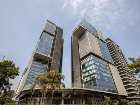 Building at Privillion, East Wing, 2nd & 3rd Floors, SG Highway in Ahmedabad 1