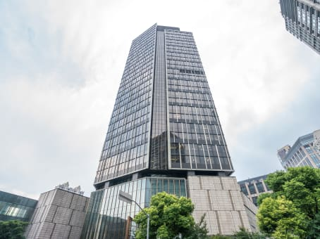 Building at 168 Hubin Road, 26&27/F, Infinitus Tower in Shanghai 1