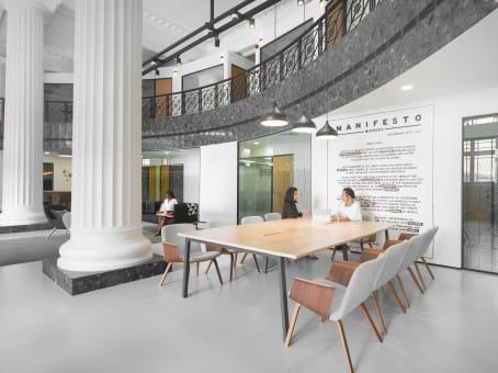 Building at 2, Beach Street, Standard Chartered Building, Ground Floor & Mezzanine Floor, Georgetown in Penang 1