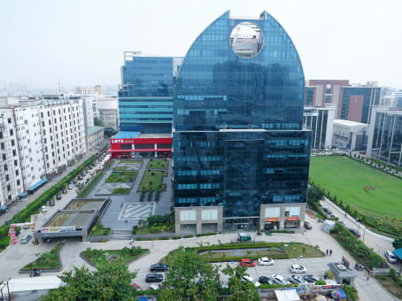 Building at Sector 62, Ithum Tower, Level 1, Tower B, A-40 in Noida 1