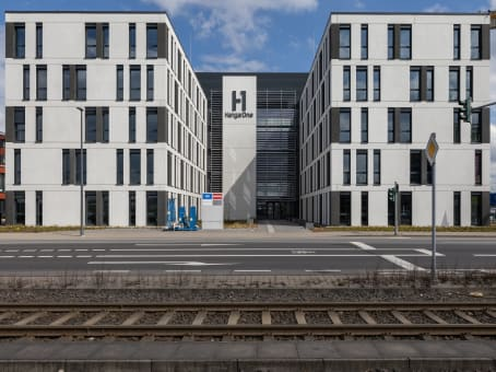 Mødelokalerne i Cologne, HangarOne