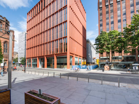 Meeting rooms at Manchester, Spaces Deansgate