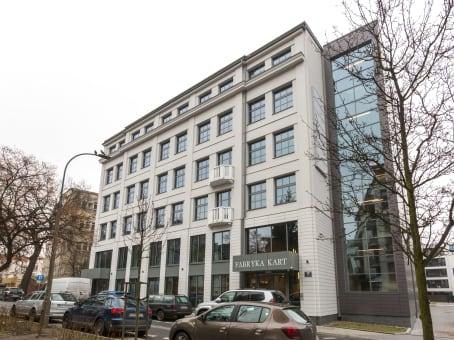 Gebäude in 13 Cieszynska street, Fabryka Kart, 1, 2, 3, 4, 5 piętro in Krakow 1