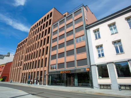 Établissement situé à Kristian Augusts Gate 13 à Oslo 1