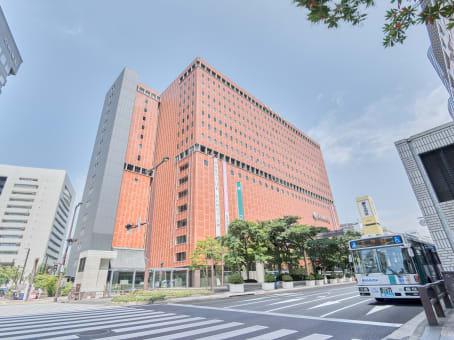 Mødelokalerne i Fukuoka, Tenjin Skyhall