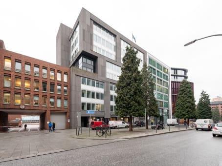 Mødelokalerne i Hamburg, Hohe Bleichen