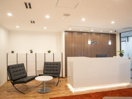Mødelokalerne i Akita, Ekimae