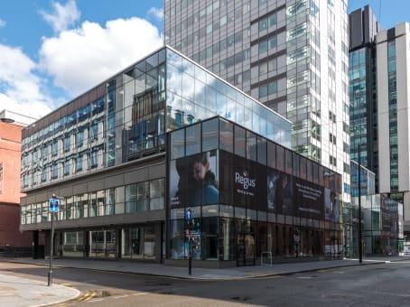 Mødelokalerne i Manchester, St James Tower