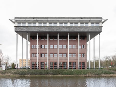 Building at Capitool 10 in Enschede 1