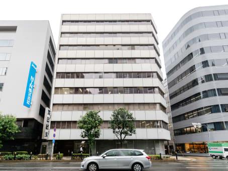 Lokalizacja budynku: ulica 1-3-13, Kyōmachibori, Tatsumi Building 5F, Osaka 1
