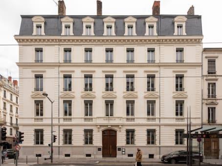 Mødelokalerne i Lyon, 41 cours de la Liberte