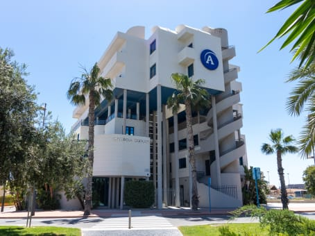 Mødelokalerne i Alicante, Business World Alicante