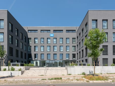 Mødelokalerne i Teltow, Rheinstrasse 11