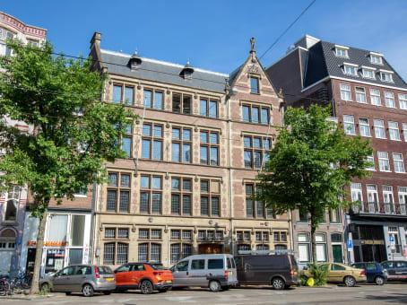 Mødelokalerne i Nieuwezijds