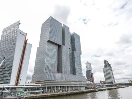 Mødelokalerne i De Rotterdam