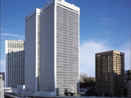 Mødelokalerne i Tokyo Ark Hills