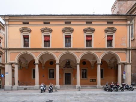 Mødelokalerne i Bologna, Via del Monte 1