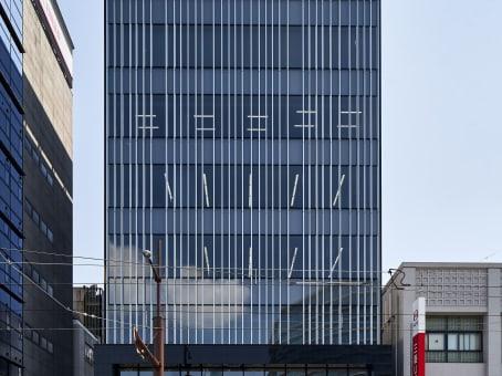 Prédio em 1-28 Shinshigai, THE・PLACE Hanabata Building 6F・7F, Chuo-ku em Kumamoto 1