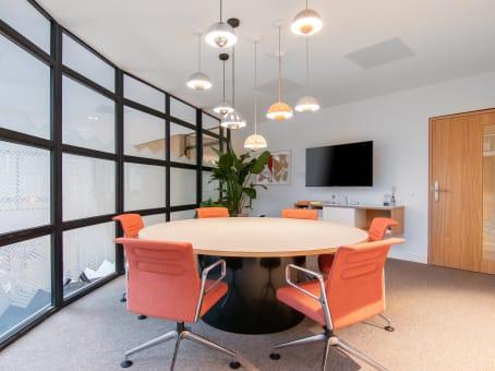 Mødelokalerne i Eindhoven, Spaces Fellenoord