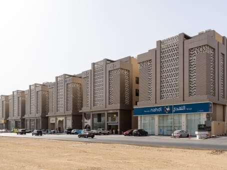 Building at Prince Mohammed Ibn Salman Road, Ar Rabi, Spring Towers, 3rd floor in Riyadh 1