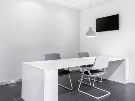 Mødelokalerne i Amsterdam WTC