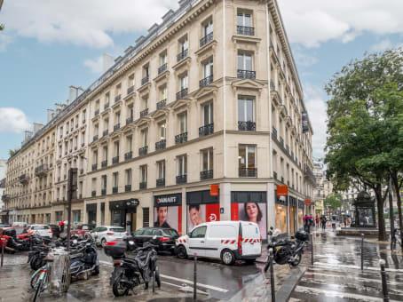 Mødelokalerne i Paris, 2 Rue Jean Lantier