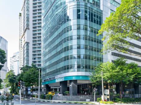 Lokalizacja budynku: ulica No. 1, Jalan Pinang, Level 30, 31 & 32, Menara Prestige, Kuala Lumpur 1