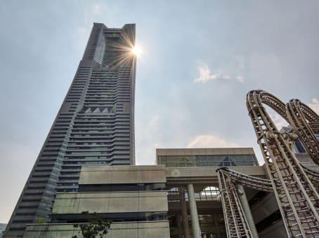 Mødelokalerne i Yokohama,  Yokohama Landmark Plaza